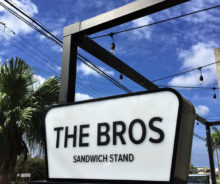 The Bros SANDWICH STAND